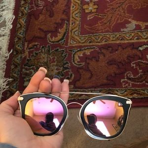 Diff sunglasses worn once.